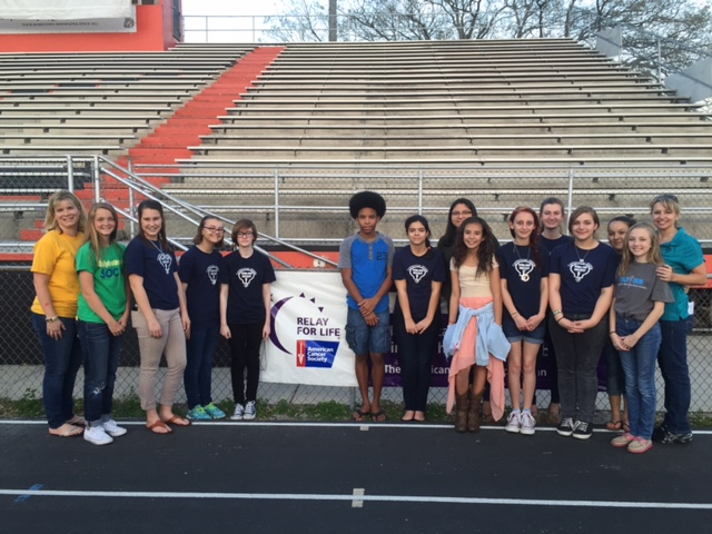 NJHS Relay for Life