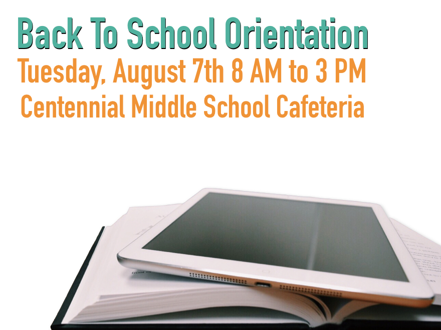 CENMS Orientation