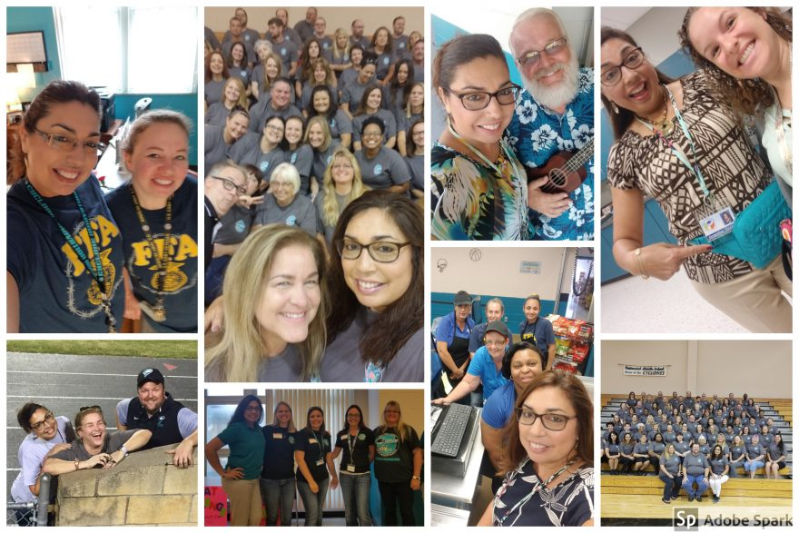 We will miss you, Mrs. Tellez!