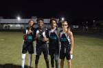 4x400relay team