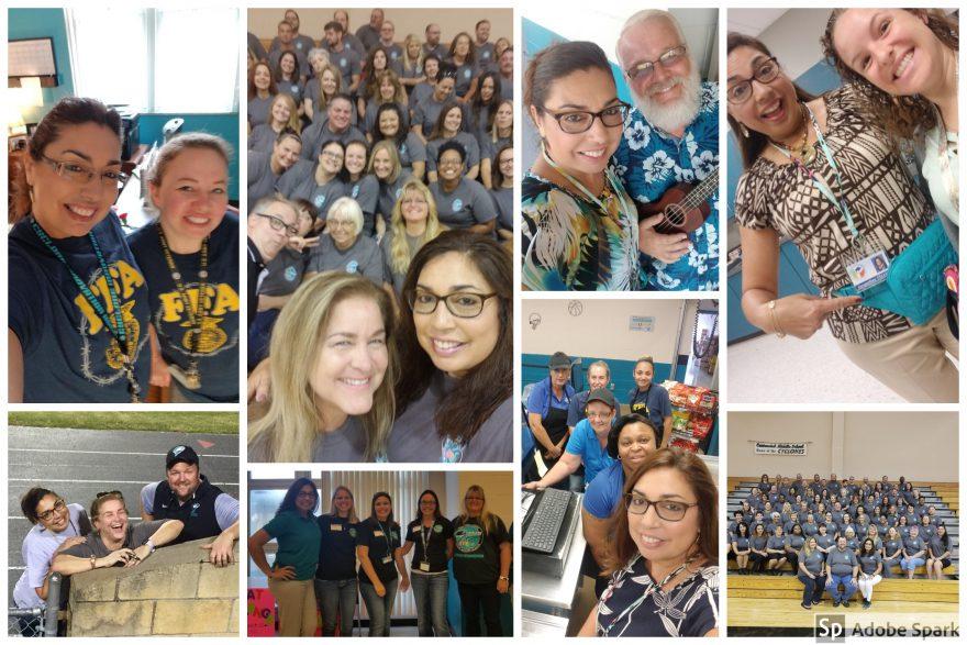 We will miss you, Mrs. Tellez!