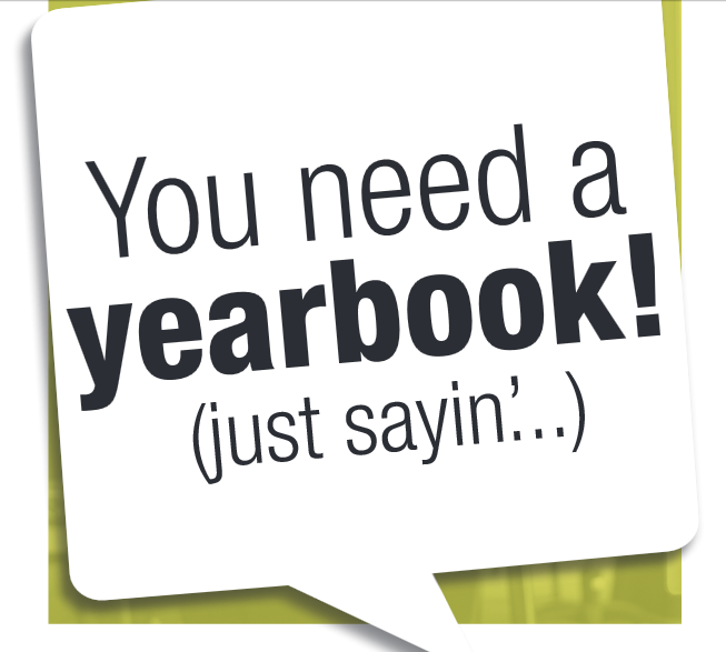 Yearbooks are Available