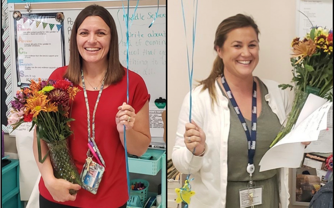 Teacher & Support Staff of the Year