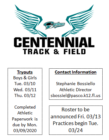 Track Tryouts